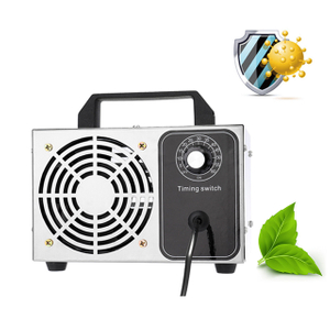 Air Purifier Ozone Generator Machine Usb Ozone Disinfector for Car