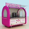 OEM Mobile Fast Food Kiosk Bubble Tea Kiosk