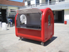 China manufacturer produces mobile fast Ice Cream food truck