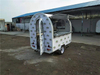 Supplier Selling Cheap Price BBQ Truck Vending Fast Food Trailer