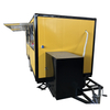 Best-selling Popular Food Vending 4 Wheels Mobile Trucks